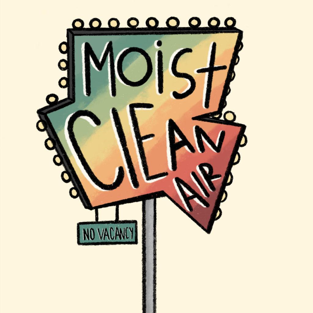 MoistCleanAir
